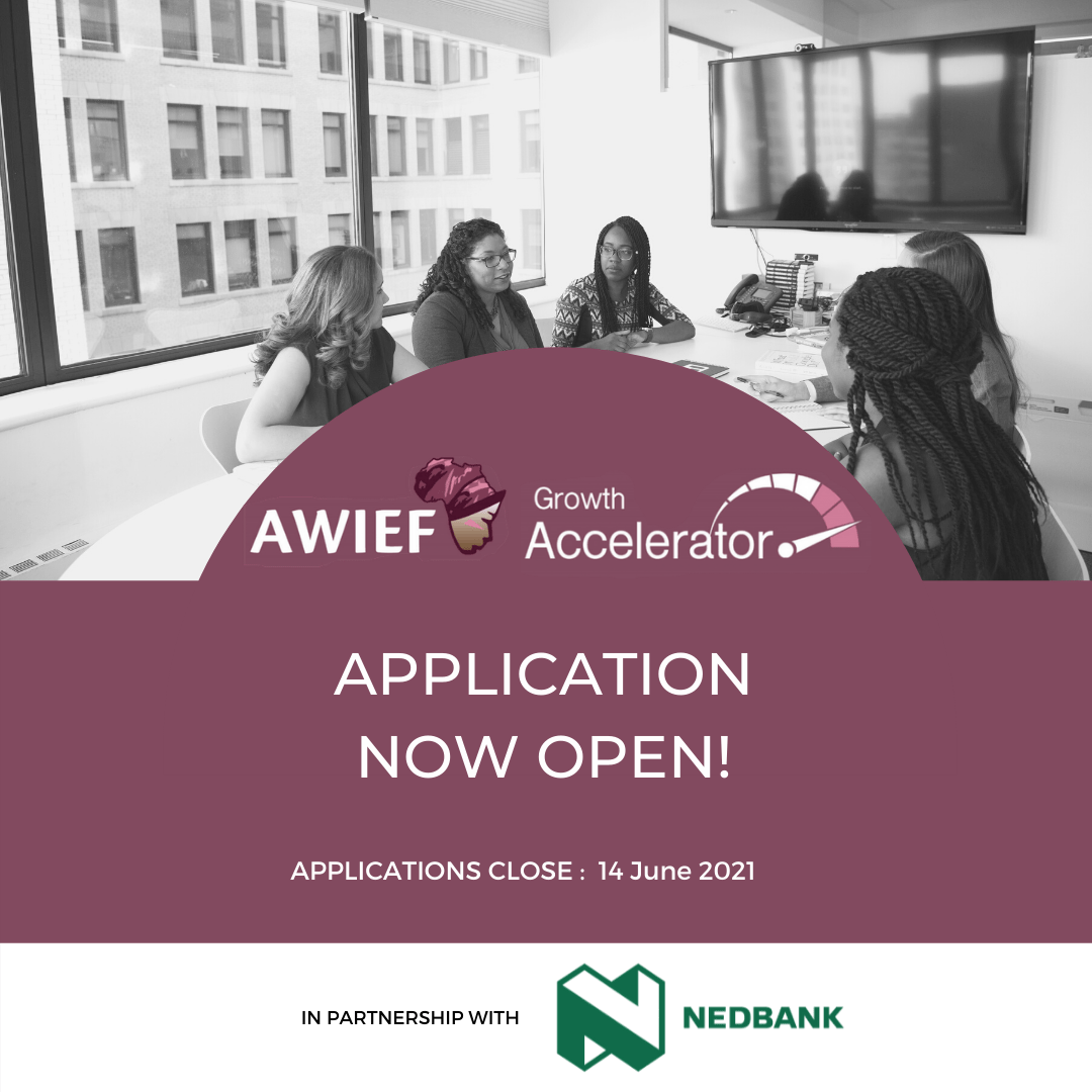AWIEF hosts the fourth cohort of her growth accelerator