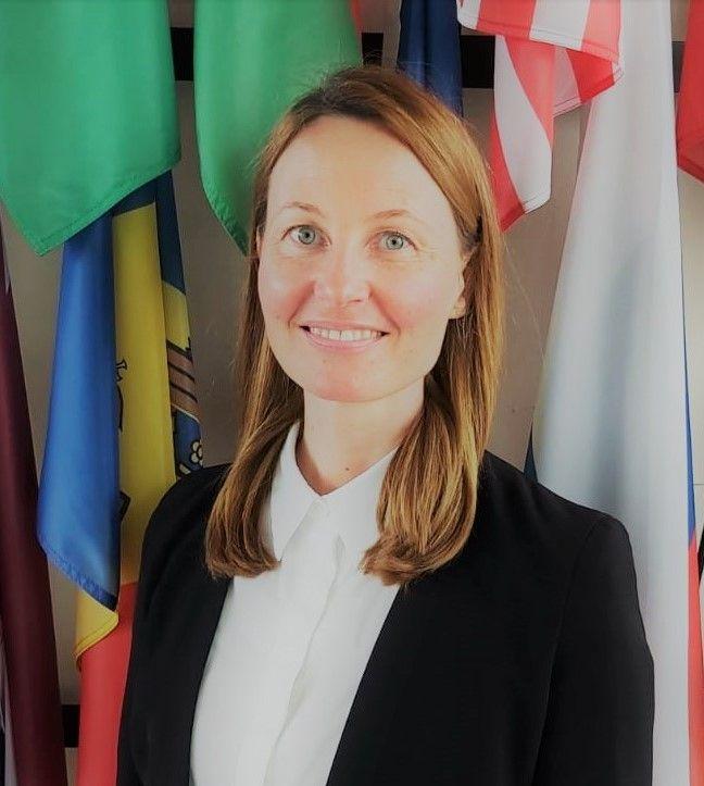 Dr Virpi Stucki, UNIDO