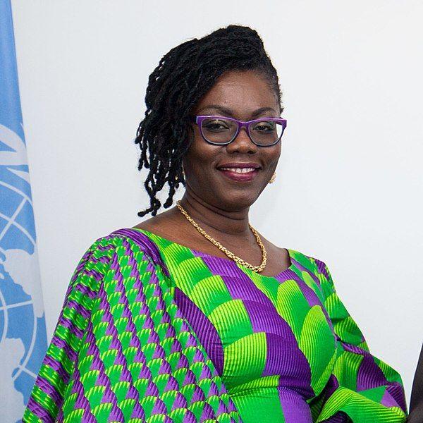 H.E. Ursula Owusu-Ekuful