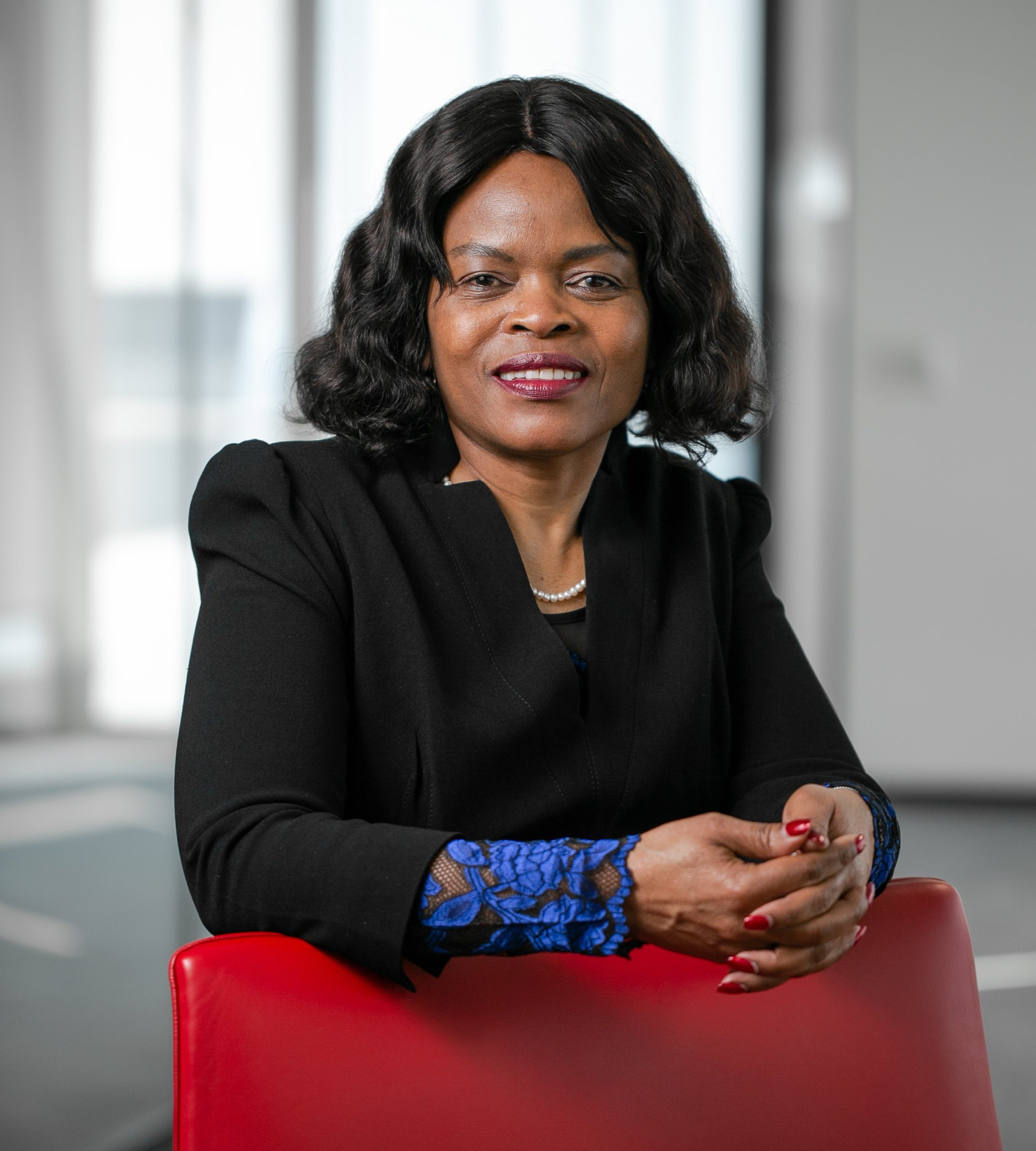 Shirley Machaba_CEO of PricewaterhouseCoopers, Southern Africa and Regional Senior Partner, Southern Africa